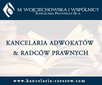 M. Wojciechowska i Wspólnicy - Adwokat Rzeszów